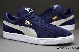 puma 2017 shoes men s. 2017 canada - mens shoes puma suede classic+ peacoat / white 356568-51 ca men s
