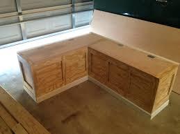 Kitchen Corner Bench Seating Plans Uk Dimensions. Kitchen Corner Bench Set  Benches With Storage Table. House ...