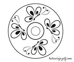 Mandala Kleurplaten Voor Kinderen I Balans In Jezelf