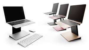 Stop hunching. Get your posture back. Portable, compact, height-adjustable &