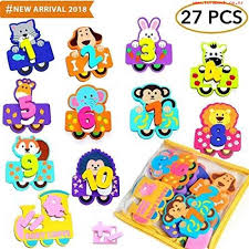 foam bath toys numbers best baby bath toys for toddlers kids girls boys non toxic numbers animals bath toy set of 27pcs preschool educational floating