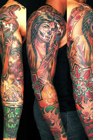 Tattoo Uploaded By Nathaniel Gann This Is A Mexican Heritage