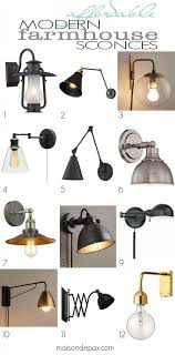 ideas wall sconces decorating wall sconces lighting. affordable modern farmhouse sconces ideas wall decorating lighting t