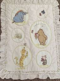 137 best Winnie the pooh images on Pinterest | Places to visit ... & winnie the pooh friendship is grand blanket quilt #baby #disney piglet  tigger pink from Adamdwight.com
