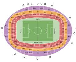 Parc Des Princes Tickets Seating Charts And Schedule In