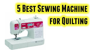 Best Sewing Machine for Quilting Buy in 2017 - YouTube & Best Sewing Machine for Quilting Buy in 2017 Adamdwight.com