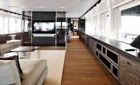 We have consistently translated creative concepts by many of the world's  top designers into yacht interiors
