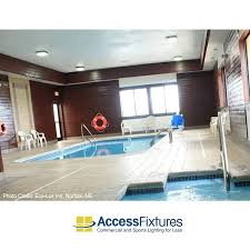 indoor swimming pool lighting. LED Indoor Pool Lighting Install Swimming