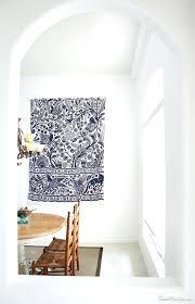 how to hang a rug on the wall use a rug as art on a big how to hang a rug on the wall