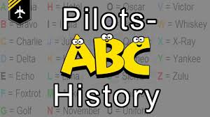 Learners of foreign languages use the ipa to check exactly how words are pronounced. Pilot S Alphabet History Explained By Captain Joe Youtube