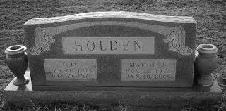 Holden, Madge L. - Criswell Cemetery