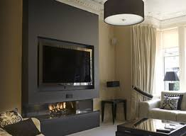Small Picture Fireplace wall designs with tv
