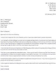 Internal Audit Manager Cover Letter Sample Cover Letters