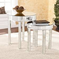marble top end tables circular coffee table round nesting stackable ikea glass mcm lucite brass and