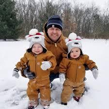 Carhartt - Dustin McCoy and his boys enjoying the first... | Facebook