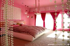 Teal And Pink Bedroom Decor Bedroom Master Design Idea With White Bed Black Floor Lamp Girls