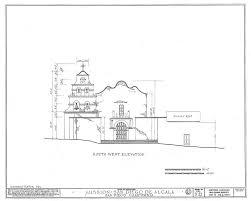 San Diego De Alcala Mission Layout San Francisco De Asis Mission Mission San Diego De Alcala Floor Plan