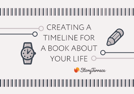 Creating A Timeline For A Book About Your Life Free Pdf
