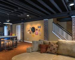 unfinished basement ceiling ideas. best 25+ unfinished basement ceiling ideas on pinterest | basements, finish and how to i