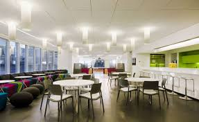 office cafeteria design. Design Cool Office Stuff Oak Table Cafeteria The Light Fixtures For Regular I