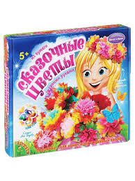 "Набор для творчества ""<b>Сказочные цветы</b>"" <b>BONDIBON</b> 3286743 в ..."
