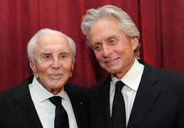 Kirk Douglas leaves son Michael out of his will