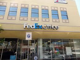 Fedex Office Print Ship Center Downtown Glendale