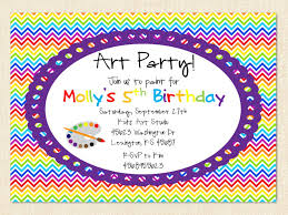 party invite examples kids birthday party invite wording