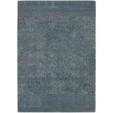blue and gray area rug 5 x 8 medium blue gray contemporary area rug blue gray
