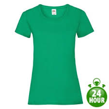 Fruit Of The Loom Lady Fit Size Chart Fruit Of The Loom Lady Fit Value T Shirt Fruit Of The Loom