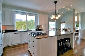 Fabulous Kitchen Island Cost With Sink On Interior Of ...