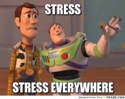 Image result for exam stress meme