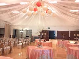 Beautiful Reception Decorations Wedding Hall Decor A Anniversary Wedding Elegant Party Ideas