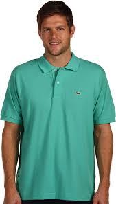Galleon Lacoste Mens L1212 Classic Pique Polo Shirt Mint