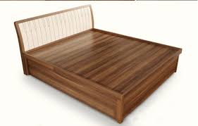 qa02 modern wood double bed designs with box latest wooden box bed in wooden double
