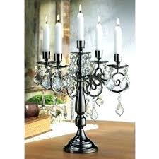 dining table candle holders dining table candle holders for room table