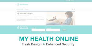 My Health Online gets new look, enhanced security - YouTube