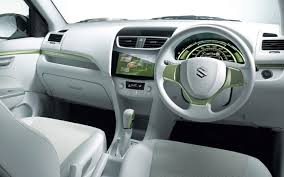 Car Picker - suzuki Swift interior images