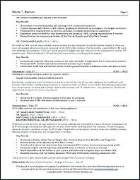 Sales Representative Resume Sample | Nfcnbarroom.com
