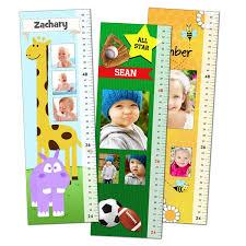 Growth Chart Design Customizable Childrens Growth Chart