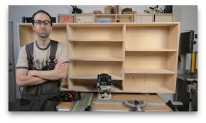 Making A Wall Cabinet Festool Wall Cabinet Demonstration Youtube