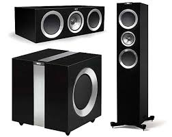 kef r400b. kef r series speakers kef r400b