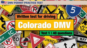 Practice For - 1 Colorado Dmv Written Youtube Driving Permit Test