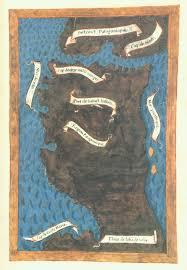 Magellan Strait Historic Maps