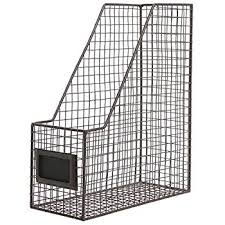 Black Wire Magazine Holder Amazon Brown Mesh Wire Metal Magazine Rack Mail Holder 2
