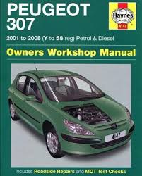 peugeot 307 wiring diagram peugeot image peugeot 307 petrol diesel 2001 2008 haynes repair manual pdf on peugeot 307 wiring diagram