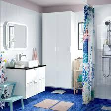 Badezimmer Weiss Blau