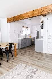a faux wood beam easiest diy wood beam