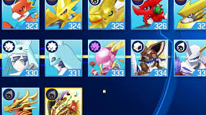 Digimon Cyber Sleuth Hacker S Memory Digivolution Chart 26 True To Life Digimon Cyber Sleuth Farm Guide