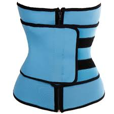 Unisex Women Underbust Waist Trainer Zipper Tight Up Body Cincher Neoprene Body Wasit Tummy Control Shaper Shapewear In Tops From Womens Clothing